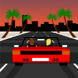 Miami Night Ride icon